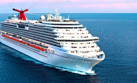 Carnival: Ship Cleaning Standards