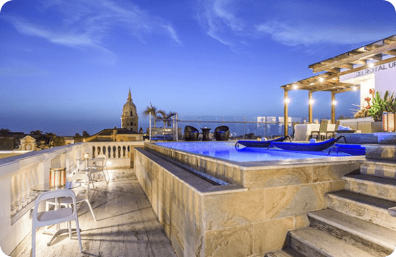 _Hotel NH Cartagena Urban Royal_586x380