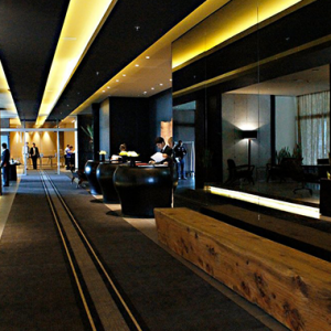 The Movich Buro 26 Hotel in Bogota Colombia.