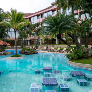 The Wyndham San Jose Herradura Hotel and Convention Center located in costa Rica.